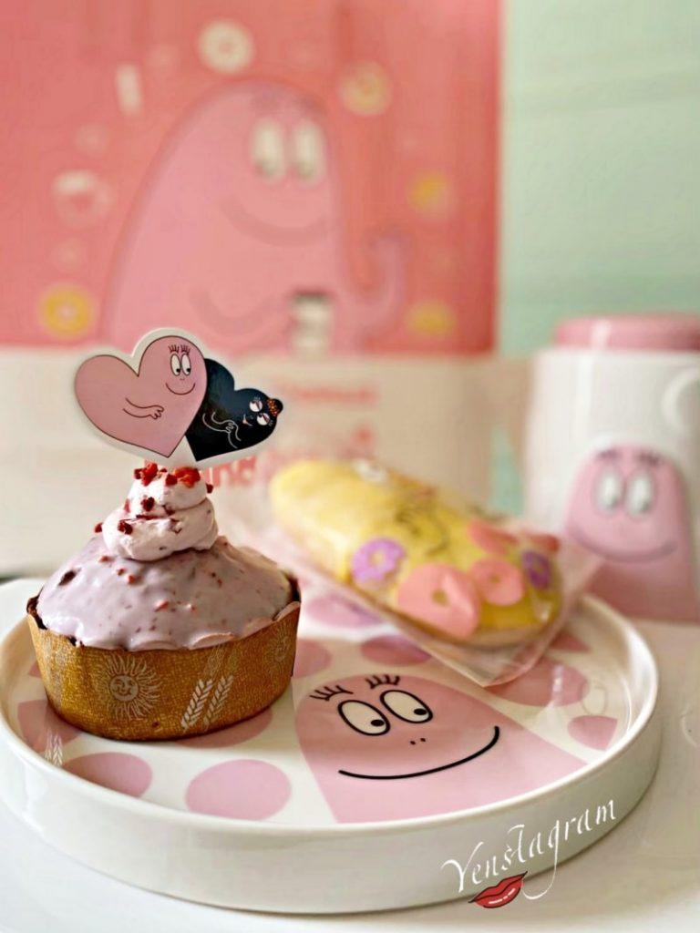 Mister Donut甜甜圈台灣聯名限定款寶可夢泡泡先生口味開箱瑪芬波提