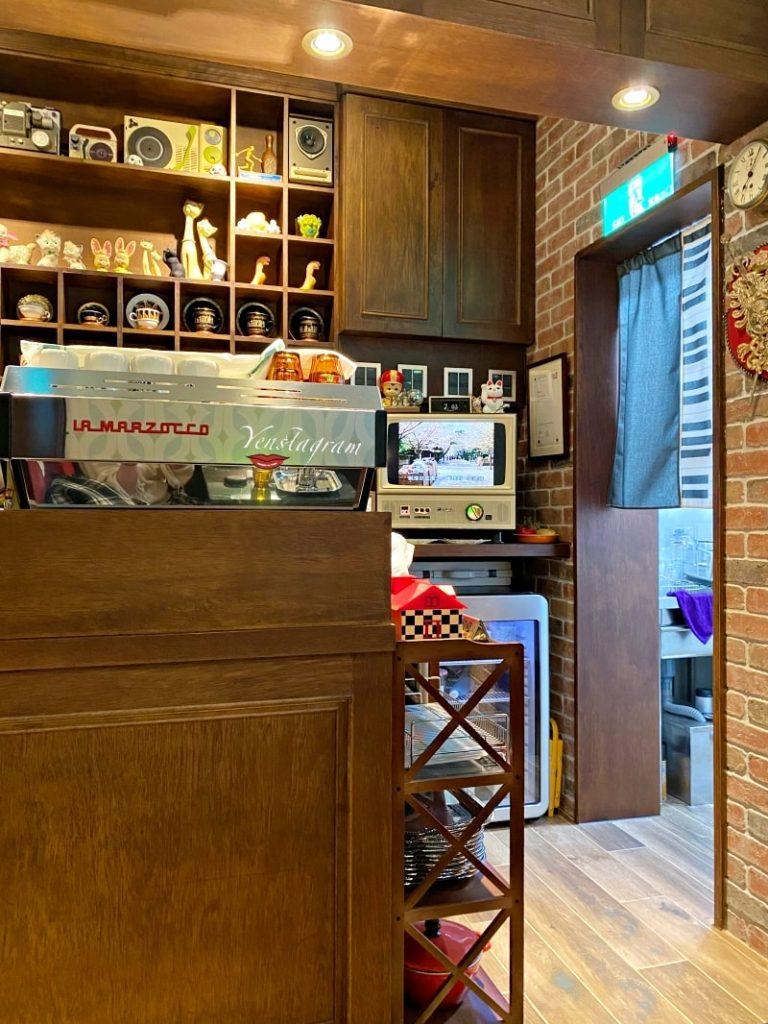 秋波名曲珈琲大橋頭咖啡廳推薦昭和咖啡廳