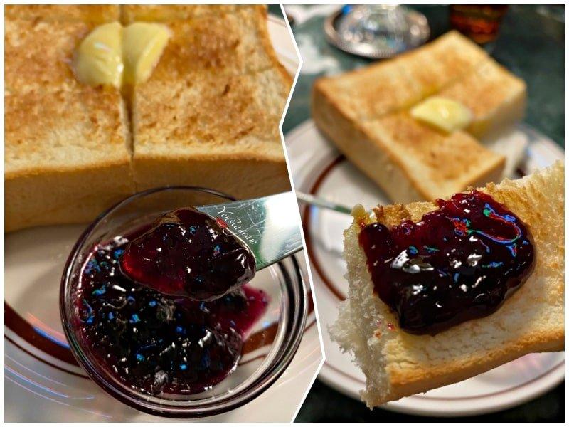 秋波名曲珈琲大橋頭咖啡廳推薦昭和咖啡廳菜單